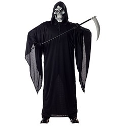 Costume moissonneur sombre...